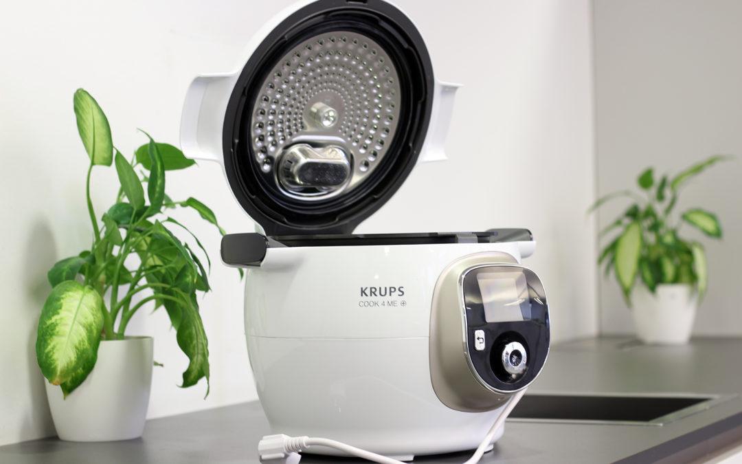 Der KRUPS Multikocher Cook4Me+