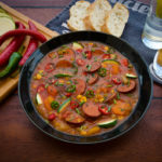 cabanossi-suppe-mit-frischer-chilli